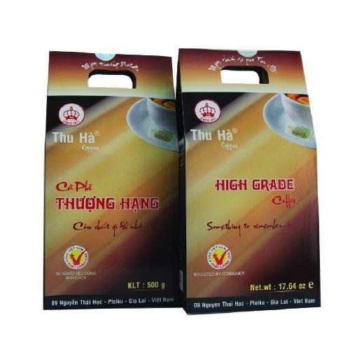 Cà phê Thượng Hạng Thu Hà 500gram