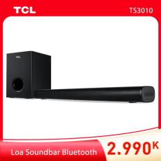 [Sản phẩm mới] – Loa Soundbar Bluetooth TCL 2.1 TS3010 – Trang bị loa siêu trầm không dây