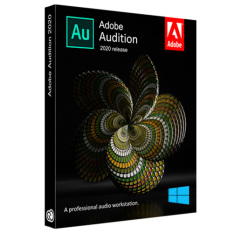 Phần mềm Adobe Audition 2020