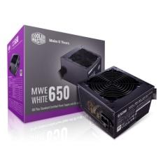 [Nhập ELMAR31 giảm 10% tối đa 200k đơn từ 99k]Nguồn máy tính Cooler Master MWE 650 white V2