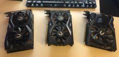 Card đồ họa zotac GTX 1650 Gaming 4gb DDR6 mới nguyên hộp giá rẻ