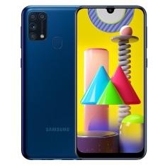 Điện thoại Samsung Galaxy M31 6GB/128GB MỚI 100%, Màn hình 6.4 inches, Full HD+, Camera trước 32.0Mp, Camera sau Chính 64 MP & Phụ 8 MP, 5 MP, 5 MP, Sở hữu chip Exynos 9611, Pin khủng 6000mAh