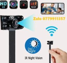 Camera V99 Plus 4 mắt hồng ngoại quay đêm sắc nét không phát sáng đèn Pin trâu – Bảo hành chính hãng 6 tháng