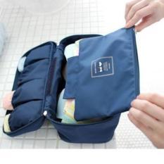 Túi đựng đồ lót du lịch (Xanh than)