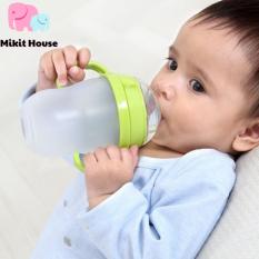 [Lấy mã giảm thêm 30%]Tay cầm bình sữa – Tay nắm bình sữa Como cánh thiên thần chất liệu nhựa cao cấp an toàn cho bé [Mikit-House]