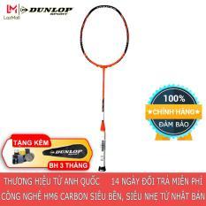 DUNLOP – Vợt cầu lông Dunlop – FORCE CU PRO 8.1 Thương hiệu từ Anh Quốc Đổi trả miễn phí (vợt, dụng cụ, cầu lông, badminton, vợt cầu lông rẻ)