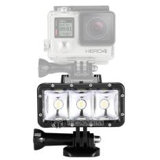 Đèn LED lặn biển cho camera GoPro, YI, Sjcam. Eken