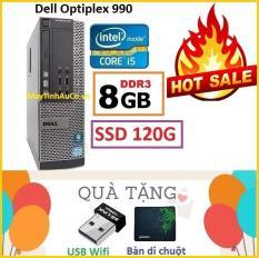 Máy Tính Đồng Bộ Dell 990 ( Core I5 / 8G / SSD 128G ) – Hàng Nhập Khẩu