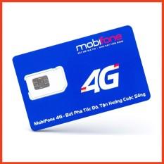 Sim 4G 10 số Mobifone C50N Tặng 30GB/tháng +1000p nội mạng +50p ngoại mạng chỉ với 50k/tháng.
