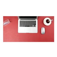Tấm lót bàn làm việc bằng da chống nước, chống trầy, nhiều kích cỡ lớn, nhiều màu cao cấp (100 x 50 (cm))