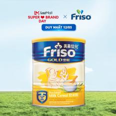 Ưu đãi độc quyền duy nhất 12.05 Bột ăn dặm sữa Friso Gold 300g