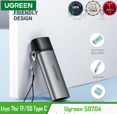 USB-C TF/SD Card Reader UGREEN 50704