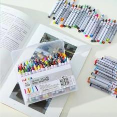 BỘ 64 cây bút màu sáp giúp trẻ thỏa sức sáng tạo, phụ kiện cho bé, bút màu vẽ tranh, (MS02) Huy Linh