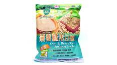 Bột ngũ cốc đậu nành yến mạch Đài Loan (32 gr x 12 gói)