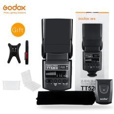 Đèn flash Thinklite TT520II tích hợp tín hiệu không dây 433MHz hỗ trợ chụp ảnh cho máy ảnh DSLR Fuji Olympus Pentax Nikon Canon – INTL