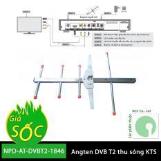 Đầu Thu Truyền Hình Số Mặt Đất DVB-T2 – NPD-MS01-T2-2619