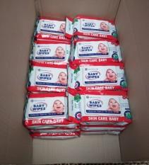 [HCM]Khăn baby 80g combo 10 gói tiết kiệm ĐỎ