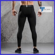Quần Legging Nam Gym – (Quần Pro Combat SP004) – Hàng nhập khẩu [TRex Shop]