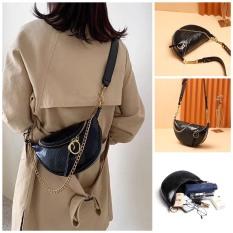 Túi bao tử mini đeo bụng túi bao tử đeo chéo nữ hottrend mẫu mới nhất 2020 DBUNG02