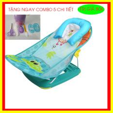 Ghế Tắm Cao Cấp Mastela An Toàn cho bé Khuyến Mại Sốc 80k, ghế Tắm an toàn mềm mại cho bé(poloma baby)
