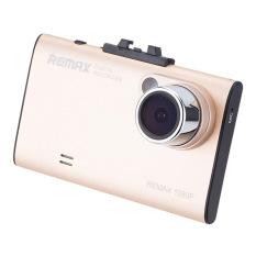 Camera hành trình trên xe ô tô REMAX CX 01 (Vàng đồng)