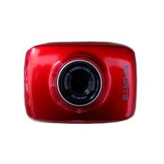 Camera thể thao dưới nước Hongkong electronics WC001 5.0MP (Đỏ)