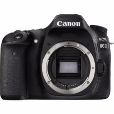 Canon EOS 80D 24.2MP Body – Hàng nhập khẩu