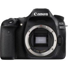Canon EOS 80D 24.2MP Body – Hãng phân phối chính thức