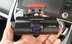 Camera hành trình ô tô Iroad X5 – Tặng thẻ nhớ, Ghi hình Full HD 1080P, Kết nối Wifi không dây vào điện thoại, ADAS thông minh, Chế độ trông xe thông minh, Thiết kế nhỏ gọn, sang trọng ( Màu đen)