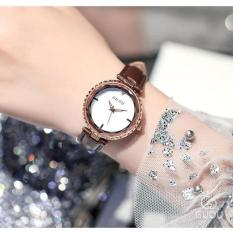 Đồng hồ nữ cao cấp Guou G02