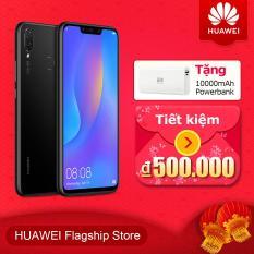 """Huawei Nova 3i 4GB 128GB điện thoại thông minh 6.3 """"2340 * 1080p AI 4 * Máy ảnh 24MP Kirin 710 Bộ xử lý Octa-core 3340mAh"""