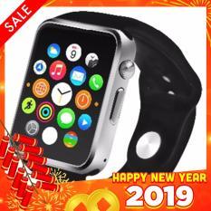 Đồng hồ thông minh Smart watch A1 (Đen)