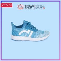 Sneaker Bé Trai Bé Gái Chính Hãng Crown Space UK Giày Sneaker Cho Bé Từ 2 đến 14 Tuổi Size 28 đến 35 Đi Siêu Nhẹ Êm Chân Thoáng Khí Chống Trơn Trượt CRUK8022