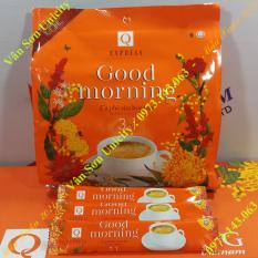 Cà phê sữa Good morning Trần Quang 480g (24 gói * 20g) mẫu Xuân 2021 Instant Coffee mix 3 in 1