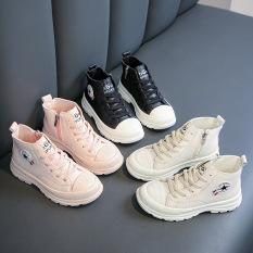 Boot bé gái bé trai giày bốt 3 màu siêu mềm siêu phong cách cho trẻ em