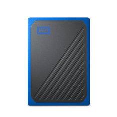 Ổ cứng WD My Passport Go 500GB Blue CHÍNH HÃNG