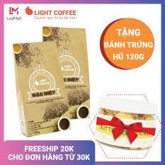 [TẶNG BÁNH TRỨNG] 1KG CÀ PHÊ HẠT Light coffee Đặc biệt, đậm , đắng , mạnh , không tạp chất , không hương liệu, 500g/gói