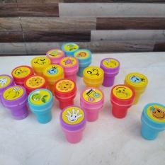 💯Sỉ vpp, sẵn hàng💯 Đồ chơi con dấu cho bé, đồ chơi đóng dấu hình mặt cười giá rẻ – vanphongphamkienmoc