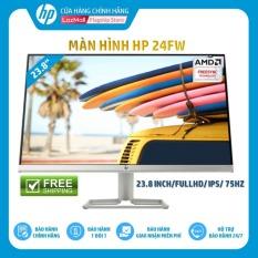 Màn hình HP 24fw (23,8 Inch/FULLHD/60Hz/5Ms/IPS/3KS63AA) – Hàng Chính Hãng