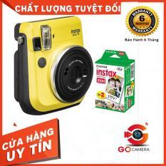 Máy chụp ảnh lấy liền-Fujifilm Instax mini 70+ tặng 1 hộp film mini 20 tấm