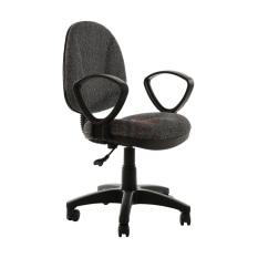 Ghế xoay văn phòng có tay IB505 vải nỉ