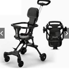 [siêu rẻ] Xe đẩy em bé du lịch gấp gọn đảo chiều siêu nhẹ, xe đẩy gấp gọn 2 chiều cho bé