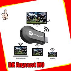 3h computer [SIÊU HOT] Thiết bị HDMI không dây Anycast M9 plus, Kết nối HDMI điện thoại với tivi, chơi game mobile trên màn hình tivi