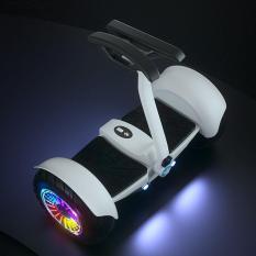 Xe điện cân bằng Mini Robot – BẢN MỚI Có, đèn led, tay xách thuận tiện