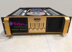 Đẩy công suất NEXO GOLD 7070 chuyên sub kép full đôi