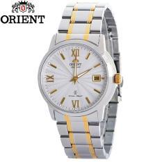 Đồng hồ nam dây kim loại Orient SER1T001W0