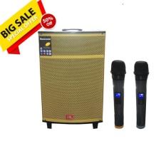 Loa kéo JBL Bluetooth Karaoke 3 Tấc – Kèm 02 Micro Không dây cao cấp – Model 2020