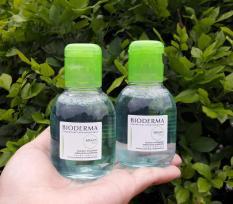Tẩy trang dành cho da dầu Bioderma Sébium H2O 100ml