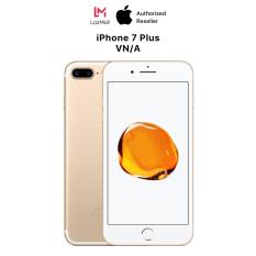 iPhone 7 Plus – Chính Hãng VN/A – Mới 100% (Chưa Kích Hoạt, Chưa qua sử dụng) – Bảo Hành 12 Tháng Tại TTBH Apple – Trả Góp lãi suất 0% qua thẻ tín dụng – Màn Hình 5.5 inch – 2 Camera – Ram 3GB – Chip A10 Fusion