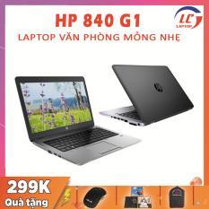 Laptop Văn Phòng, Laptop Học Sinh HP Elitebook 840 G1, i5-4300U, Card On Intel HD 4400, Laptop HP, Laptop Game